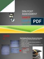 dra post assessment