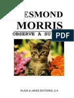 Desmond Morris - Observe a su gato.pdf