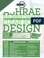 Cleanroom Seminar - 27.12.13
