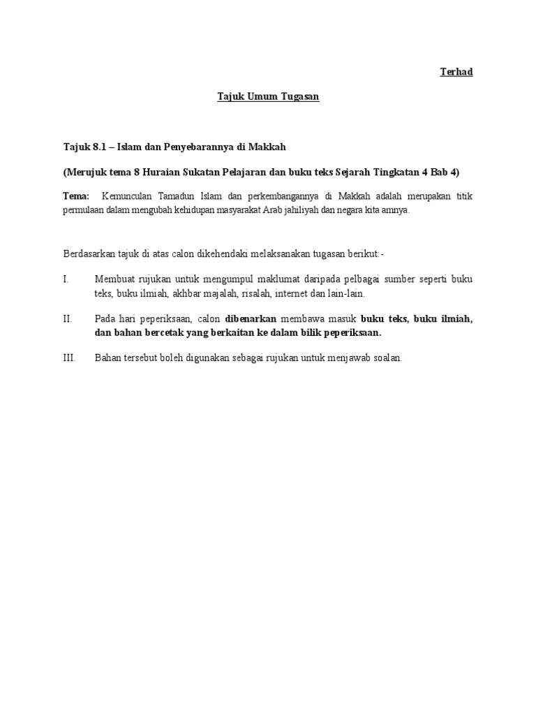 Kertas 3 Bab - 4 Ting. 4