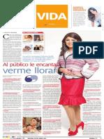 Revista Venezolana Victoria Ruffo