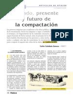 Compactacion, Pasado Presente y Futuro