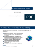 2011-The Matlab Reservoir Simulation Toolbox