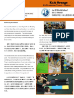 k1 newsletter term 2 week 4
