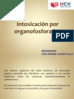 Intoxicación por organofosforados