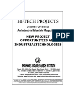 Hi-Tech Projects Magazine Journal Dec2013