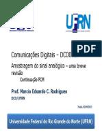 DCO0010 Amostragem Do Sinal Analogico 2