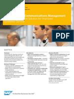 Business Communications Managemen