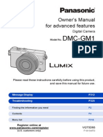 Lumix GM1 User Guide