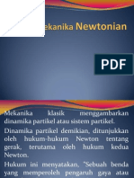 01. Mekanika Newtonian