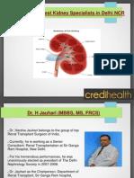 Best Kidney Specialists in Delhi NCR