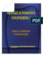 SI and CI Engines
