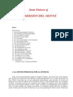 Mateos, Juan - El Sermon Monte