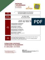 Bibco Formations 2014 Verso