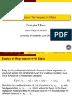 Stata Lecture2