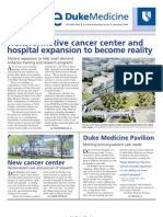Inside Duke Medicine - September 2009 (Vol. 18 No. 9)