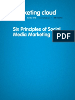 Marketing Cloud-  6 Principles