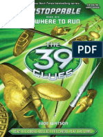 The 39 Clues Unstoppable 01 - Jude Watson - Nowhere to Run