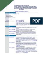 Fisa Act HG1860din 2006. Deplasari Detasari in Tara.diurne Interne