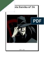 Capa Revista Eureka nº 36