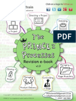 Prince2 Processes revision e-book - with funky, cartoon mind maps
