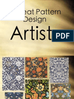 Repeat Pattern Design Artists