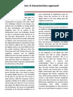 Framework for the Financial Valuation of Big Data Assets - Sabdezar Ilahi, CFA