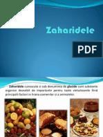 Grupa 3 - Zaharidele