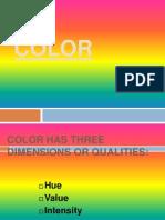 Lec 001 Color Basics