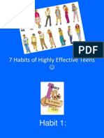 7 Habits of a Highly Effective Teens 