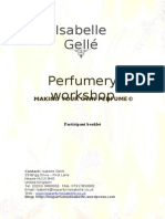 Education Booklet on Making Perfumes
