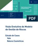 Estudo de Caso - Modelo de Gestão de Riscos - Natura & Vale