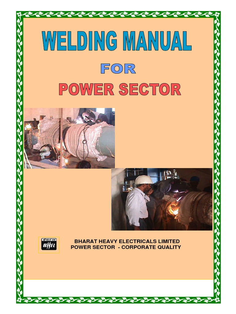 Welding Manual R01 Nov 2006 Alloy Pwht Wiring Diagram