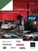 Programmheft - SCHÖNE-STERNE 2013