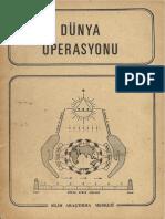 Kitap 65 Dünya Operasyonu