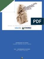MANUAL de Prestação de Contas - FUNCULTURA 2012.2013