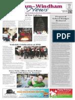 Pelham~Windham News 12-13-2013