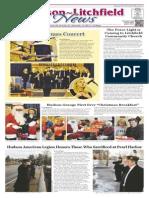 Hudson~Litchfield News 12-13-2013