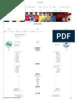 HK Senior Challenge Shield Quarter-finals
