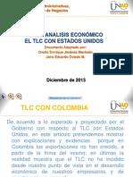 Curso Análisis Económico... el TLC con Estados Unidos