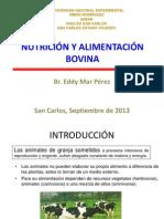 NUTRICIÓN Y ALIMENTACIÓN BOVINA (EDDY MAR-UNESR)