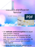 GINE Metodos Planificacion Familiar