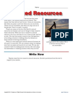 gr6 limited resources