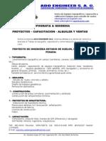 Carta Presentacion 2014