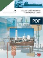 Carbon Adsorption Vapor