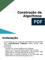 construção de algoritmos - aula 5