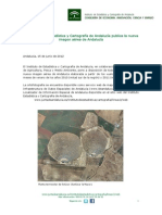 OrtofotoNotaprensa Andalucia