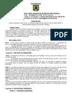 Procedura Arendarea Terenuri Dest Agr100ha