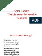 Solar Energy 8
