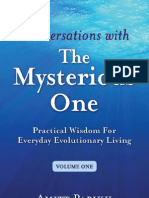 Conversations With the Mysterious One - Spiritual Book -  Vol. 1